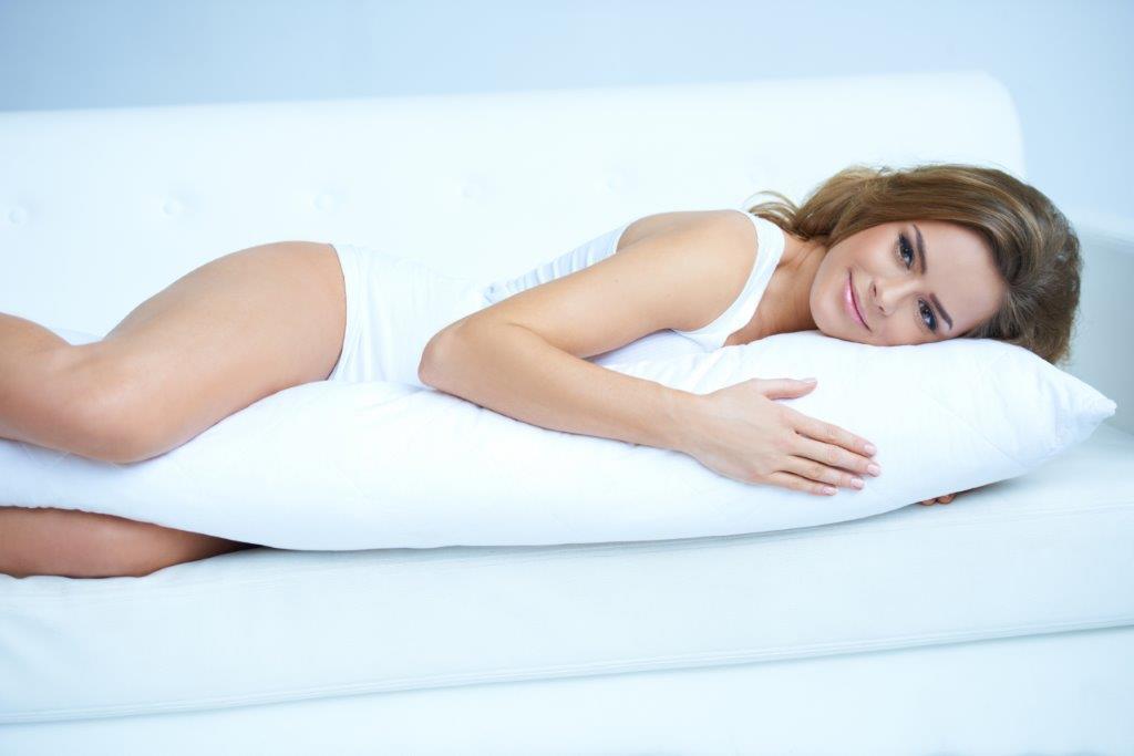 Leżenie na brzuchu w ciąży